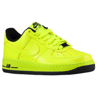 Nike Air Force 1 Low - Boys' Grade School - Light Green / Black
