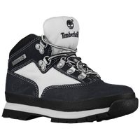 Timberland Euro Hiker - Boys' Grade School - Navy / White