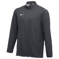 Nike Team Dry Jacket - Men's - Grey / Grey