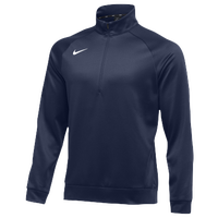 Nike Team Therma 1/4 Zip Top - Men's - Navy / Navy
