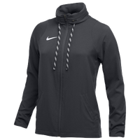 Nike Team Dry Jacket - Women's - Grey / Grey