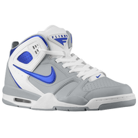 Nike Air Flight Falcon - Men's - Grey / White