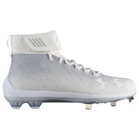 Under Armour Harper Two Mid ST - Men's - White / Silver