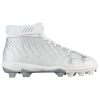 Under Armour Harper RM Jr. - Boys' Grade School - White / Silver