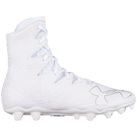 Under Armour Lacrosse Highlight MC - Men's - All White / White