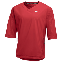 Nike Team 3/4 Hot Jacket - Men's - Red / Red