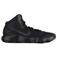 Nike React Hyperdunk 2017 Mid - Men's - Black / Grey