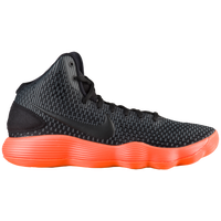 Nike React Hyperdunk 2017 Mid - Men's - Black / Orange