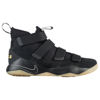 Nike LeBron Soldier 11 - Men's -  Lebron James - Black / Black