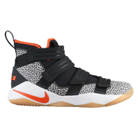 Nike LeBron Soldier 11 SFG - Men's -  Lebron James - Black / Orange