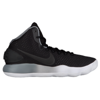 Nike React Hyperdunk 2017 Mid - Men's - Black / Silver