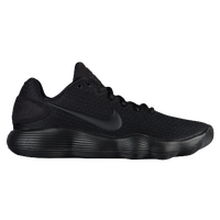 Nike React Hyperdunk 2017 Low - Men's - Black / Grey