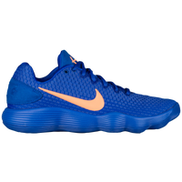 Nike React Hyperdunk 2017 Low - Men's - Blue / Orange