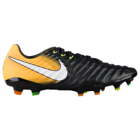 Nike Tiempo Legacy III FG - Men's - Black / White
