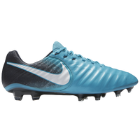 Nike Tiempo Legend VII FG - Men's - Navy / Light Blue