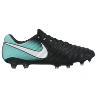 Nike Tiempo Legend VII FG - Women's - Black / White