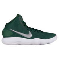 Nike React Hyperdunk 2017 Mid - Men's - Green / Silver