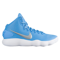 Nike React Hyperdunk 2017 Mid - Men's - Light Blue / Silver