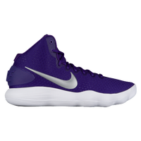 Nike React Hyperdunk 2017 Mid - Men's - Purple / Silver