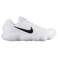 Nike React Hyperdunk 2017 Low - Women's - White / Black