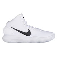 Nike React Hyperdunk 2017 Mid - Women's - White / Black