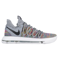 Nike KD X - Men's -  Kevin Durant - Multicolor / Black