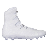 Under Armour Highlight LUX MC - Men's - All White / White