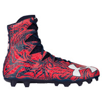 Under Armour Highlight LUX MC - Men's - Navy / Red