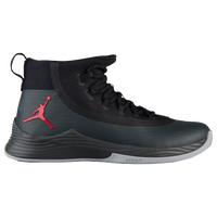 Jordan Ultra.Fly 2 - Men's - Black / Red