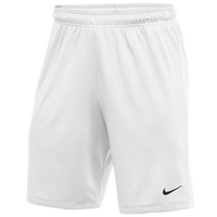 Nike Team Park Dry II Shorts - Men's - All White / White