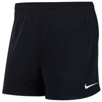 Nike Team Park Dry II Shorts - Women's - Black / White