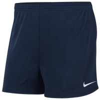 Nike Team Park Dry II Shorts - Women's - Navy / White