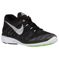Nike Flyknit Lunar 3 - Men's - Black / Grey