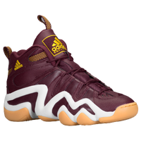 adidas Crazy 8 - Men's - Maroon / White