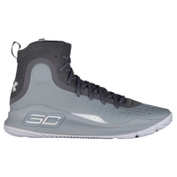 Under Armour Curry 4 - Men's -  Stephen Curry - Grey / Grey