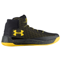 Under Armour Curry 3Zero - Men's -  Stephen Curry - Black / Yellow