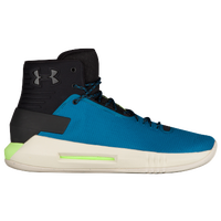Under Armour Drive 4 - Men's - Black / Light Blue
