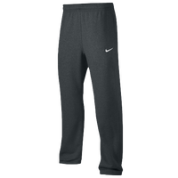 Nike Team Club Fleece Pants - Men's - Grey / White
