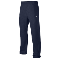 Nike Team Club Fleece Pants - Men's - Navy / White