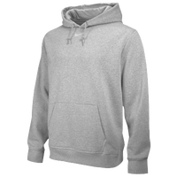 Nike Team Club Fleece Hoodie - Men's - Grey / White