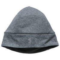 Under Armour ColdGear Earbud Beanie - Men's - Grey / Grey