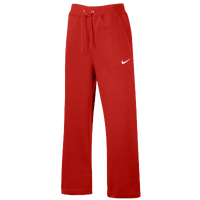 Nike Team Club Fleece Pants - Women's - Red / White