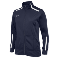 Nike Team Overtime Jacket - Women's - Navy / White