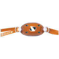 Sportstar X-1 Gx4 Chinstrap - Men's - Orange / White