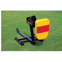 Fisher Athletic Bull Rush Sled With Pad