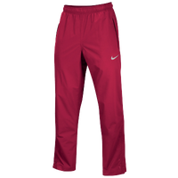 Nike Team Stormfit Woven Pants - Women's - Red / Red