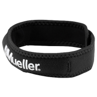 Mueller Jumper's Knee Strap - Black / White
