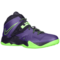 Nike Zoom Soldier VII - Men's - Lebron James - Purple / Black