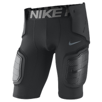 Nike Hyperstrong Hard Plate Core Short Girdle - Men's - Black / Grey