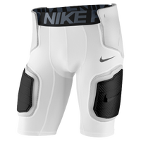 Nike Hyperstrong Hard Plate Core Short Girdle - Men's - White / Grey